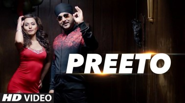 PREETO Song Lyrics