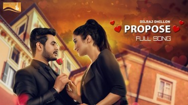 Propose Song Lyrics
