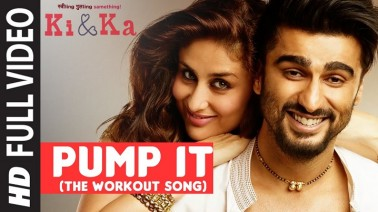 Pump It Song Lyrics