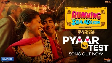 Pyaar Ka Test Song Lyrics