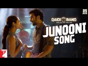 Junooni Song Lyrics