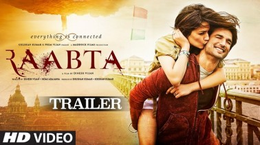 Raabta songs lyrics
