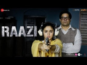 Raazi Ttitle Song Lyrics