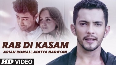 Rab Di Kasam Song lyrics