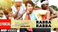 Rabba Rabba Song Lyrics
