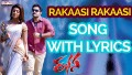 Raakasi Raakasi Song Lyrics