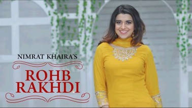 Rohab Rakhdi Song Lyrics