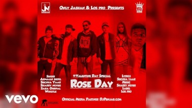 Rose Day Song Lyrics