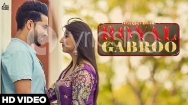 Royal Gabru Song lyrics