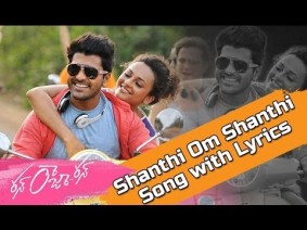Shanthi Om Shanthi Song Lyrics
