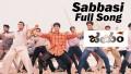 Sabbasi Song Lyrics