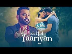 Sade Naal Yaariyan Song Lyrics
