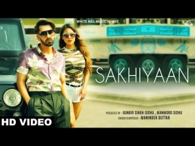 Sakhiyaan Song Lyrics