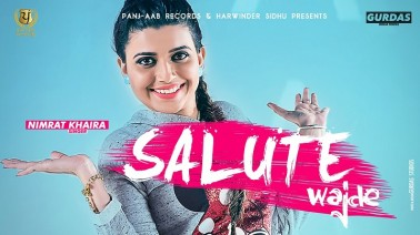 Salute Wajde Song Lyrics