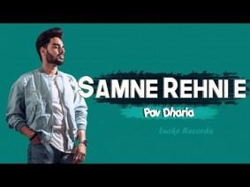 Samne Rehni E Song Lyrics
