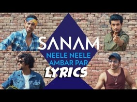 Neele Neele Ambar Par Song Lyrics