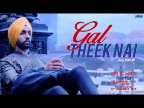 Gal Theek Nai Song Lyrics
