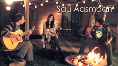 Sau Aasmaan Cover Song Lyrics