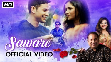 Saware Song Lyrics