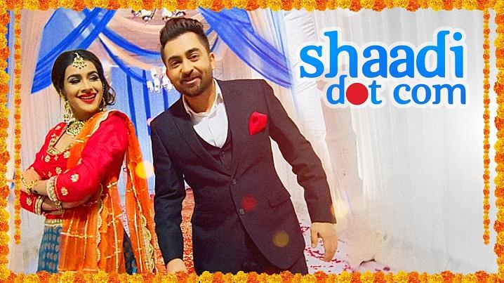 Shadi Dot Com Song Lyrics From Punjabi