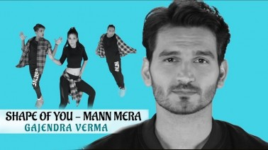 Shape of You Mann Mera Song Lyrics