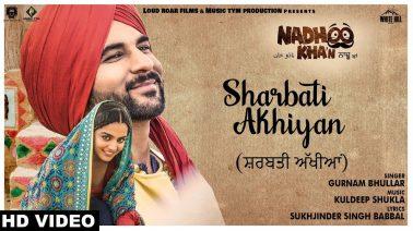 Sharbati Akhiyan Song Lyrics