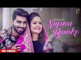 Supna Banke Song Lyrics