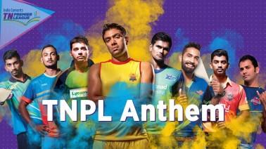 Tamil Nadu Premier League Anthem Lyrics