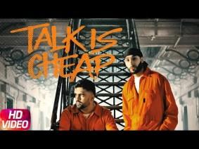 Talk Is Cheap Song Lyrics