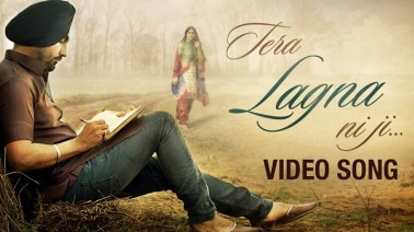 Tera Lagna Ni Ji Song Lyrics
