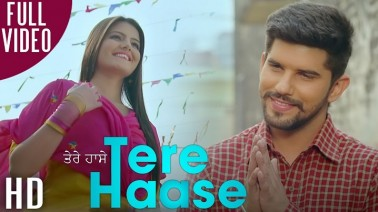 Tere Haase Song Lyrics