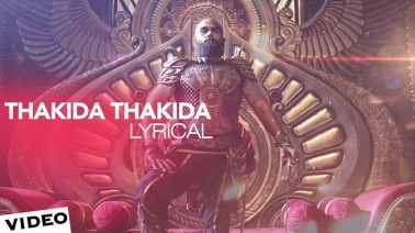 Thakida Thakida Song Lyrics
