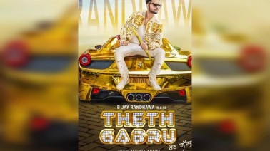 Theth Gabru Song Lyrics