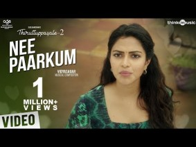 Nee Paarkkum Paarvai Song Lyrics