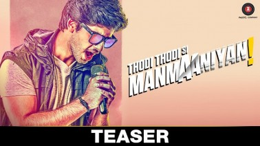 Thodi Thodi Si Manmaaniyan songs lyrics