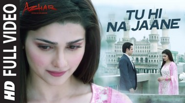 Tu Hi Na Jaane Song Lyrics