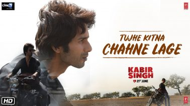 Tujhe Kitna Chahne Lage Song Lyrics