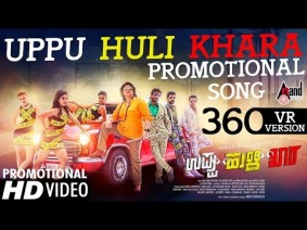 Uppu Huli Khara 360 Vr Version Song Lyrics