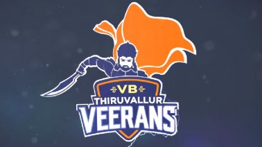 VB Thiruvallur Veerans Official Anthem