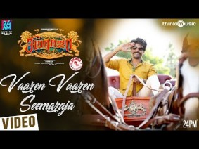 Vaaren Vaaren Seemaraja Song Lyrics