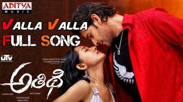 Valla Valla Song Lyrics