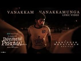 Vanakkam Vanakkamunga Song Lyrics