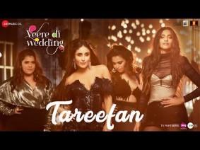 Tareefan Song Lyrics