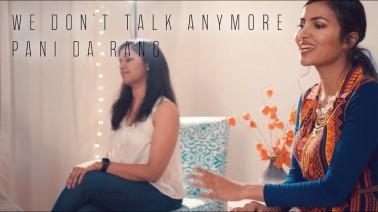 We don't talk Song Lyrics