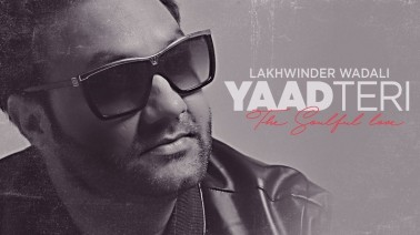 Yaad Teri Song Lyrics