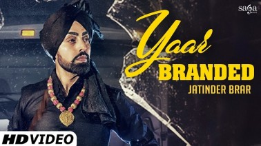 Yaar Branded Song Lyrics