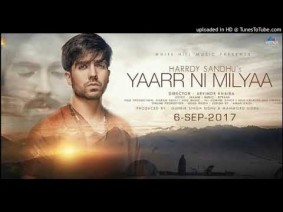 Yaar Ni Milya Song Lyrics