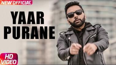 Yaar Purane Song Lyrics