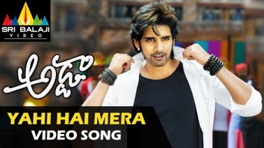 Yahi Hai Mera Addaa Song Lyrics
