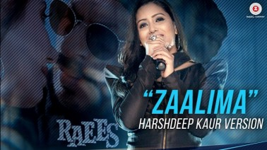 Zaalima ( Harshdeep Kaur ) Version Song Lyrics